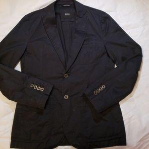 Hugo Boss black sportcoat